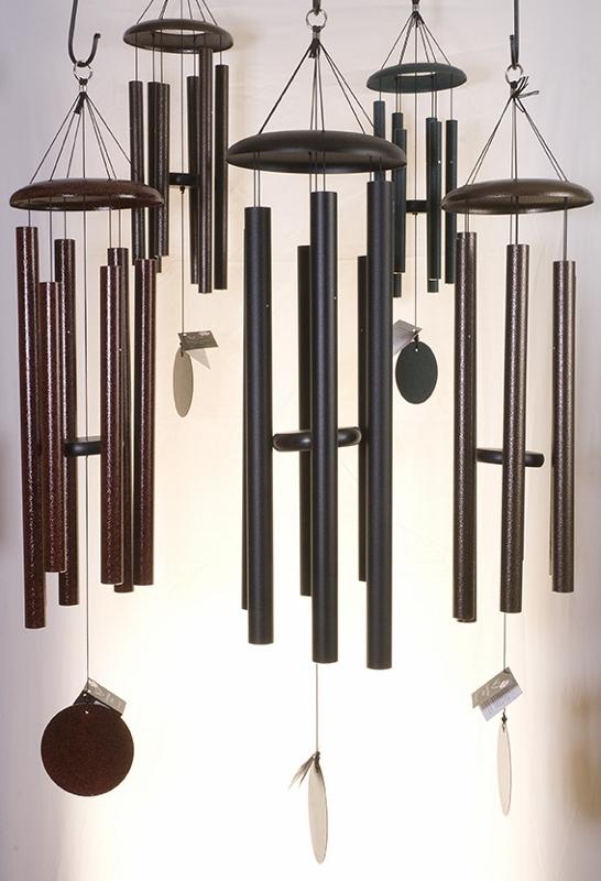 Corinthian Bells Wind Chimes The Backyard Naturalist