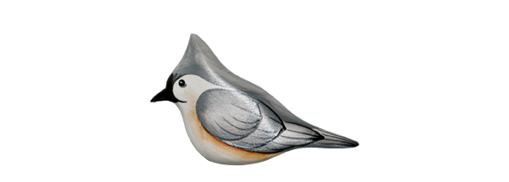 Gary Starr Carved Bird Collection