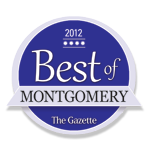 The BYN wins Best Gift Shop in Montgomery County