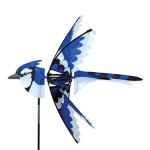The Backyard Naturalist's Blue Jay Wind Spinner
