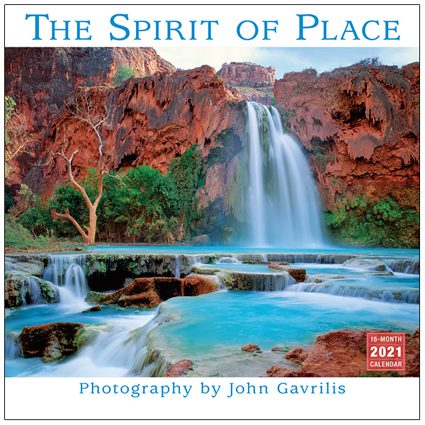 he 2021 Spirit of Place Wall Calendar is now in stock at The Backyard Naturalist.