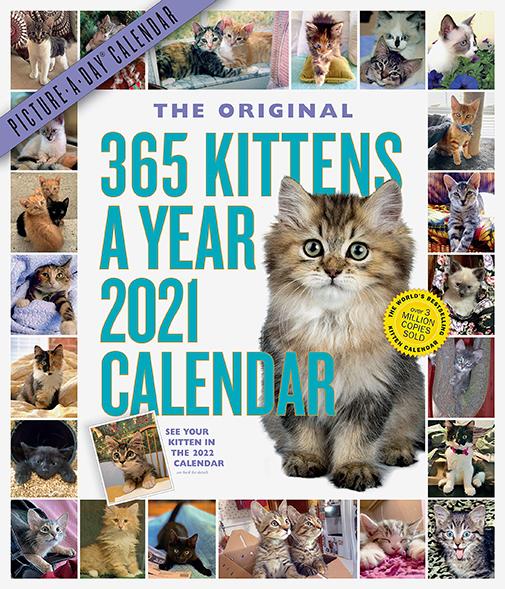 TheBYN-2021-Kittens-365-Page-a-Day-calendar