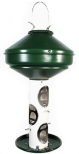 The Backyard Naturalist has Varicraft's AV-2M Large Capacity Mixed Seed Feeder in stock.