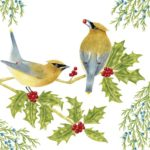 For 2019 Holiday Season, Alice's Cottage Holiday Collection at The Backyard Naturalist in Olney, MD