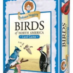The Backyard Naturalists educational games- Professor Noggin's Birds of North America Trivia-based Card Game