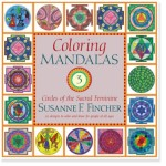 Coloring Mandalas 3 Coloring Book for Grown Ups, New at The Backyard Naturalist.