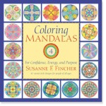 Coloring Mandalas 4 Coloring Book for Grown Ups, New at The Backyard Naturalist.