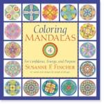 Coloring Mandalas 4 Coloring Book for Grown Ups, New at The Backyard Naturalist.