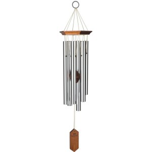 Country Home Wind Chimes at The Backyard Naturalist