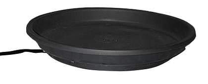 The Backyard Naturalist stocks and recommends Erva's Heated Bird Bath - Dish Insert Replacement