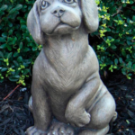 The Backyard Naturalist has a selection of Garden Statuary that includes 'Beagle Puppy'.