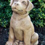 The Backyard Naturalist has a selection of Garden Statuary that includes 'Labrador Retriever Puppy'.
