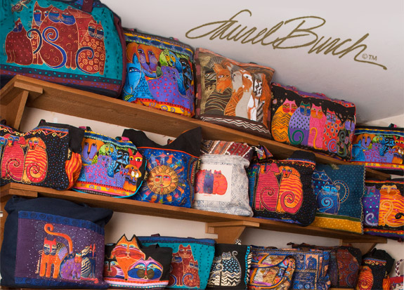 Laurel Burch Handbags & Totes - The Backyard Naturalist