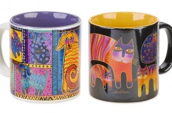 Laurel Burch Mugs