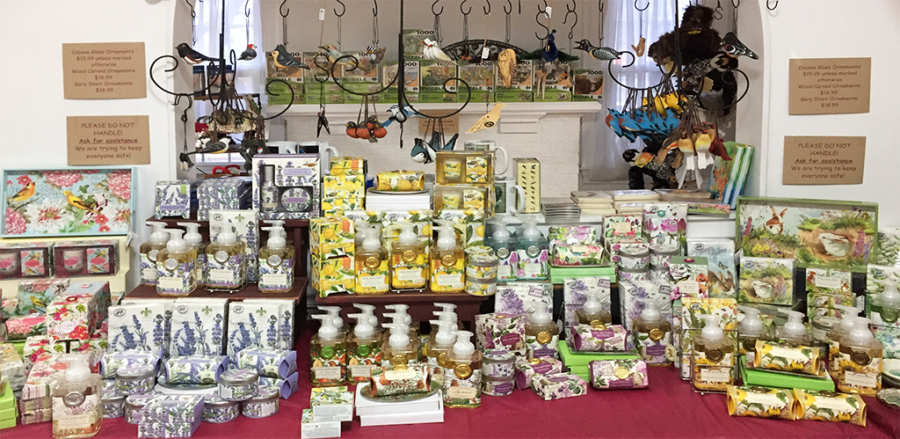 The Backyard Naturalist Annex: COVID safe shopping for gifts for all ages and budgets.