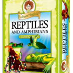 The Backyard Naturalists educational games- Professor Noggin's Reptiles and Amphibians Trivia-based Card Game