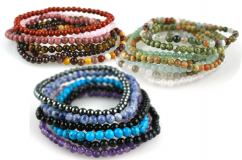 Gemstone Power Bracelets