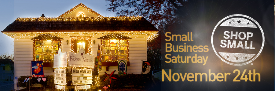 Support Your Favorite Local Shops and Restaurants this Holiday Season (And throughout the year!)