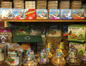 The Backyard Naturalist stocks wild bird suets, seed cakes, seed bells along with more premium fresh wild bird foods. wild bird foods.