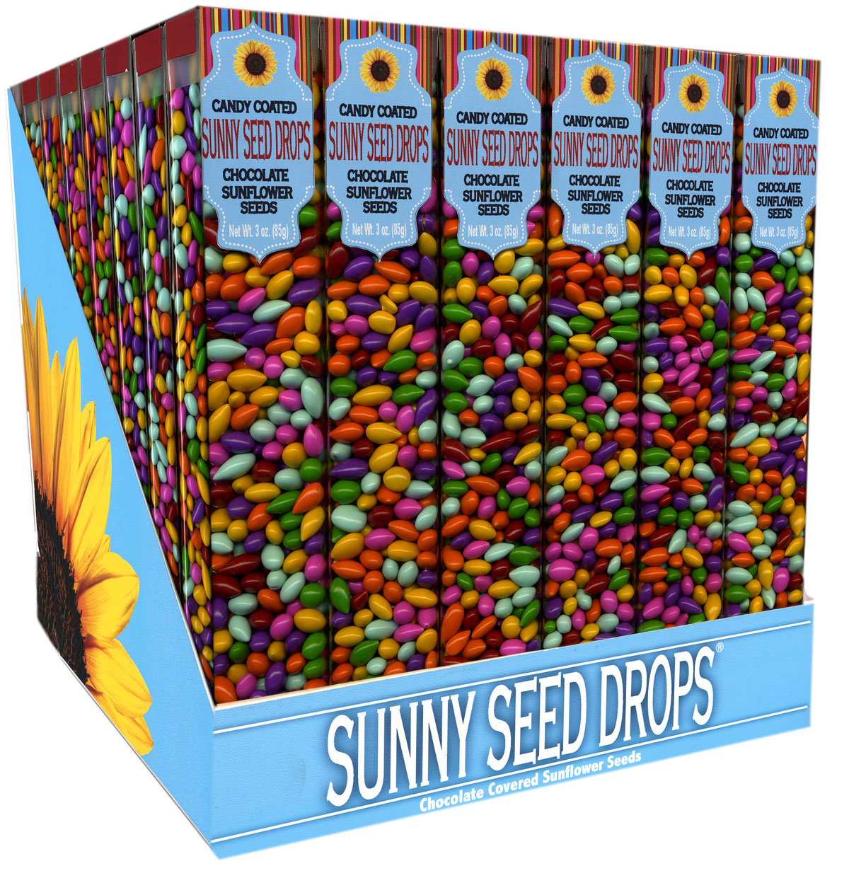 thebyn sunnyseeddrops display the backyard naturalist