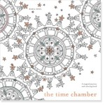 The Time Chamber Coloring Book for Grown Ups, New at The Backyard Naturalist.