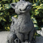 The Backyard Naturalist's concrete garden statuary is handcrafted in the USA.