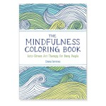 The Mindfulness Coloring Book for Grown Ups, New at The Backyard Naturalist.